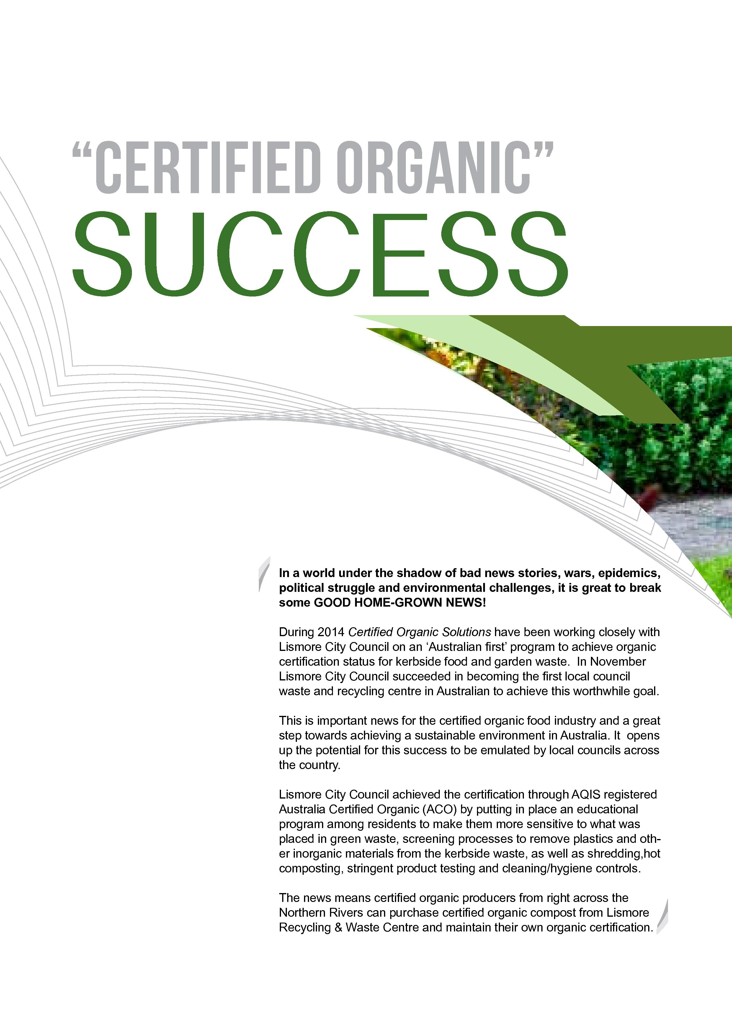 Certified Organic Solutions Kerbside Certified Green Waste 002