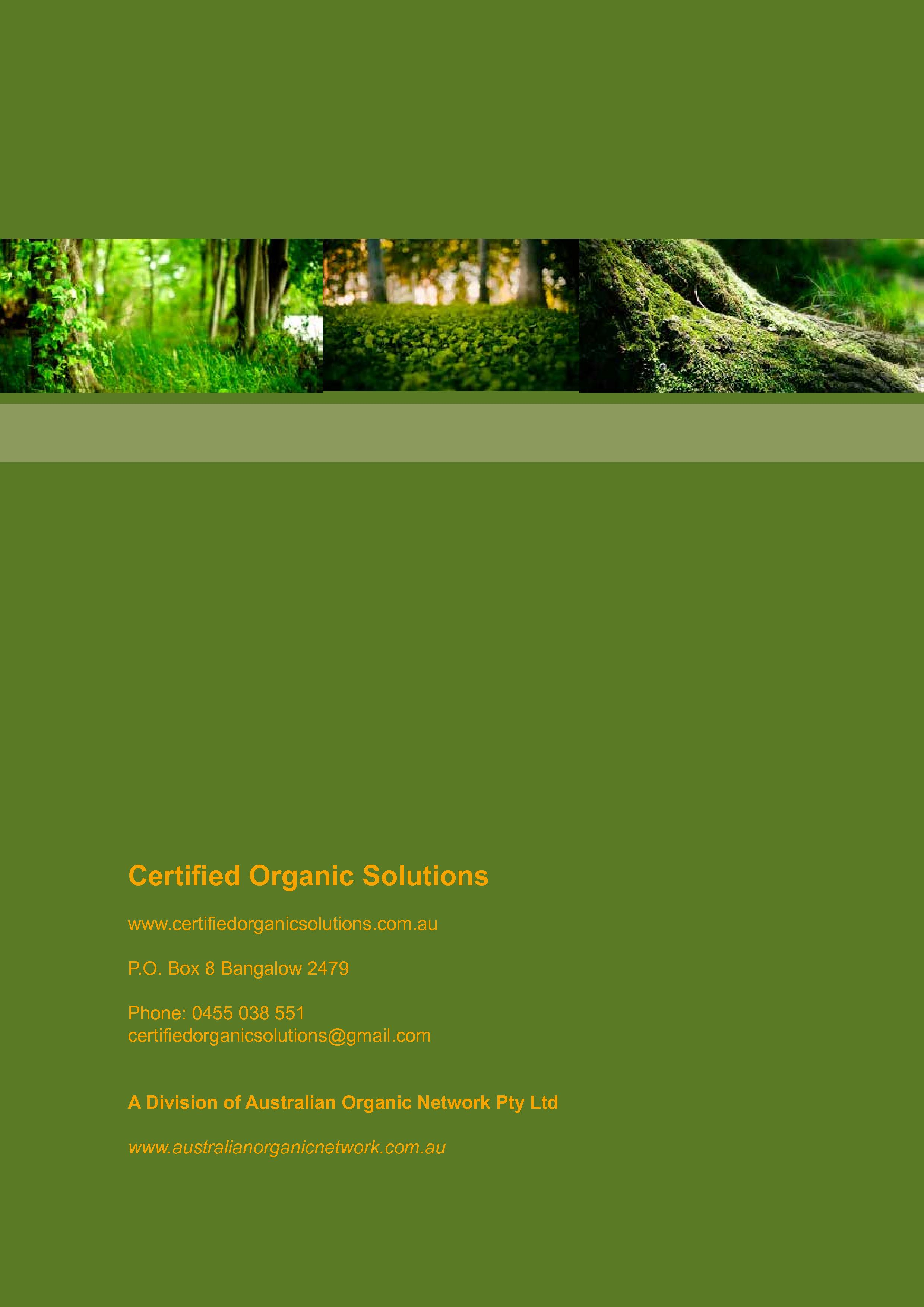 Certified Organic Solutions Kerbside Certified Green Waste 008