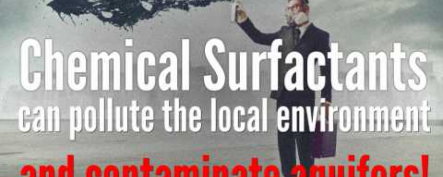 BRR & Biological Surfactants : an eco-friendly EOR solution.