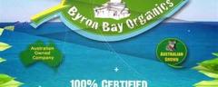 Byron Bay Organics - Certified Organic Ginger & Turmeric